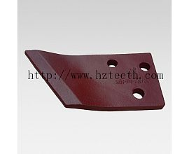 Ground engineering machinery parts 201-70-74171L(74172R) Side Cutter for Komatsu PC60 excavator