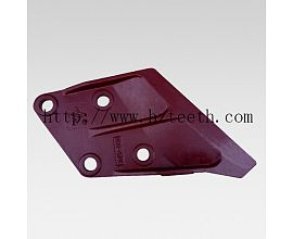 Ground engineering machinery parts 096-4747/096-4748 Side Cutter for Caterpillar E200B excavator