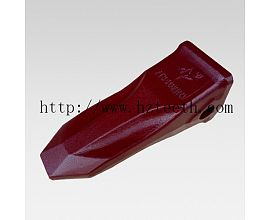 Ground engineering machinery parts 7T3402RC bucket teeth for Caterpillar E325 excavator