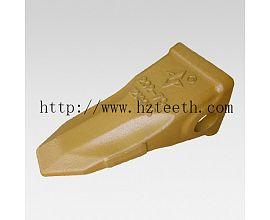 Ground engineering machinery parts 202-70-12130RC bucket teeth for Komatsu PC120 excavator